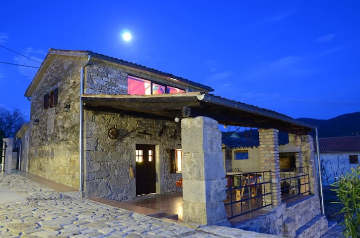 Casa Gall-all for your true holiday - Pazin - Willa