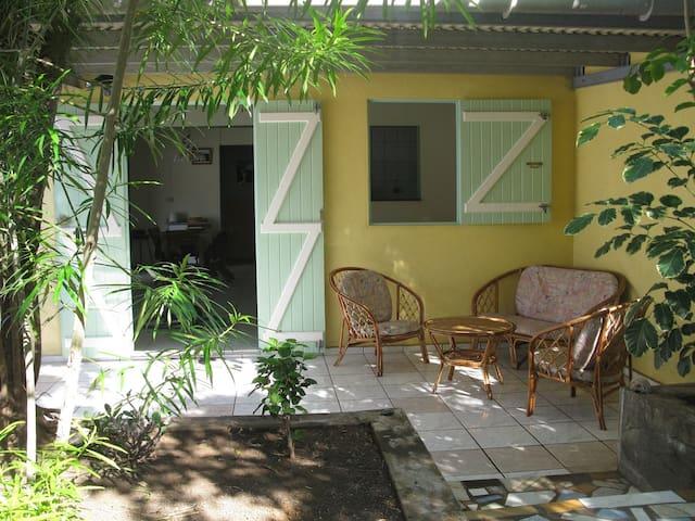 Villa du verger - Etang-Salé les Hauts - Apartment