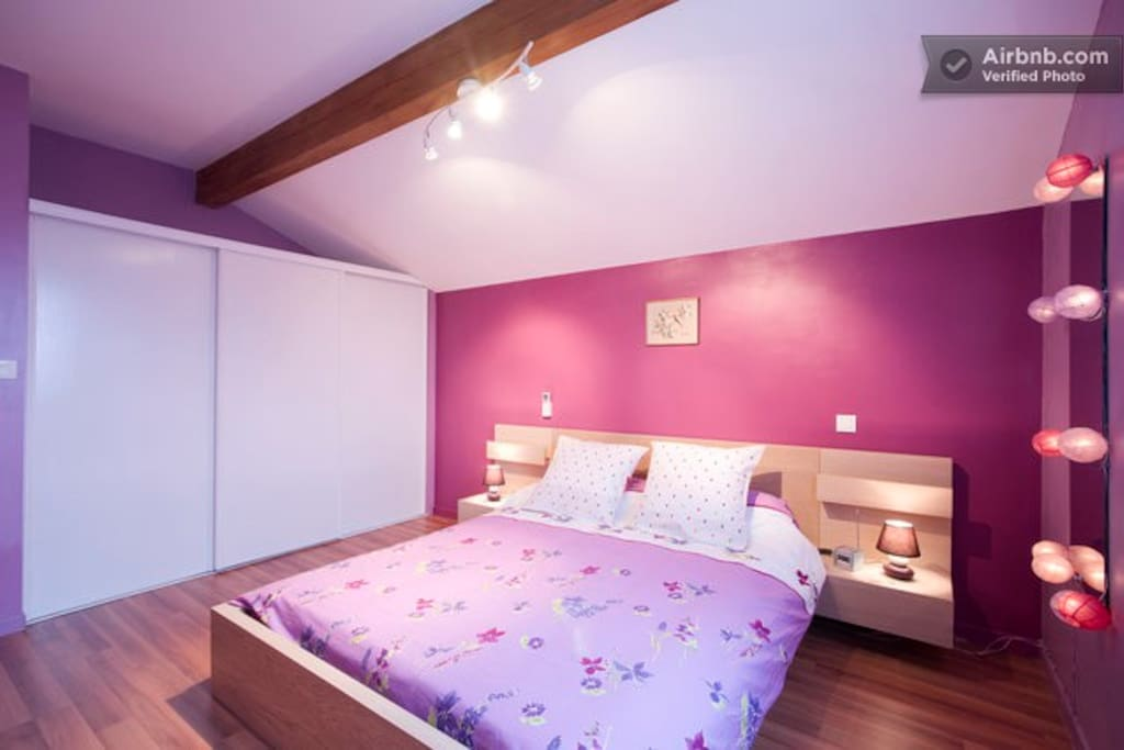 Ch lilas la nuit ou au week end chambres d 39 h tes for Week end chambre d hotes