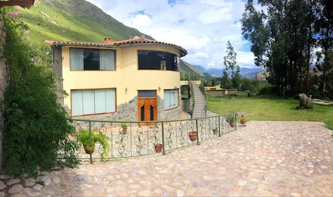Beautiful House in the Heart of Sacred Valley.