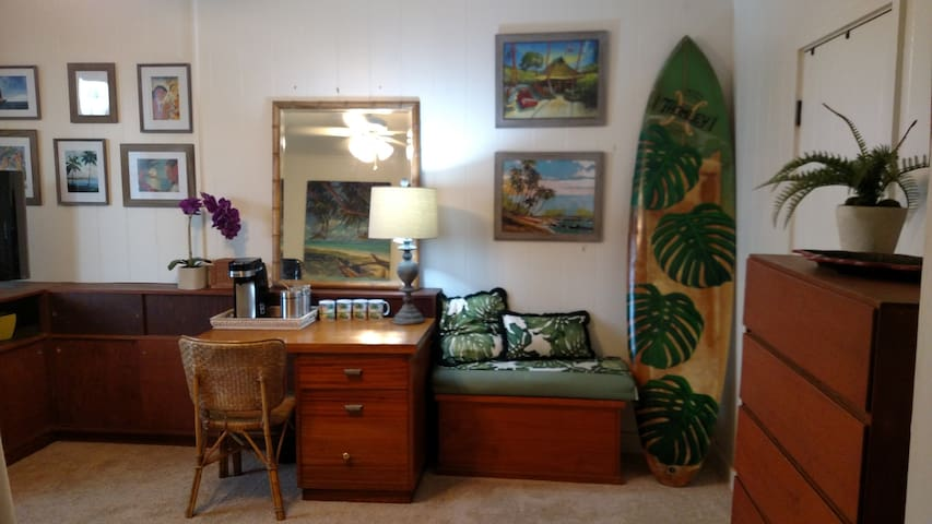 Vintage Hawaiian get away - Kaneohe - Dom