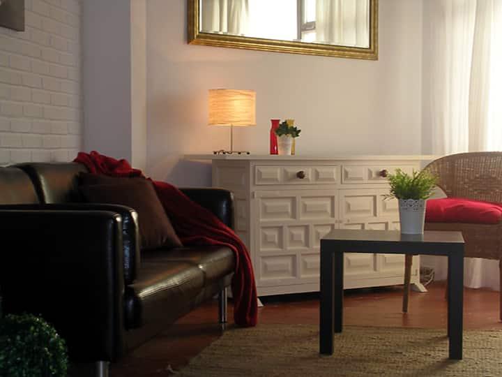 Apartment en el centro de Marbella, free Wi-Fi