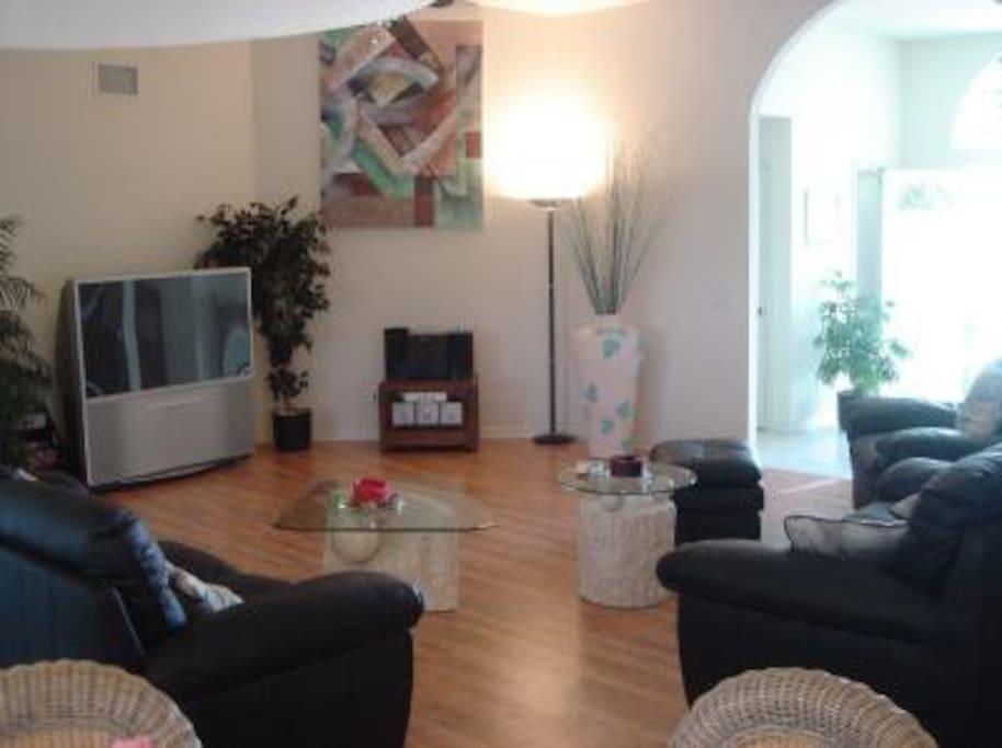 Living area / Salon  envir. 60 M2