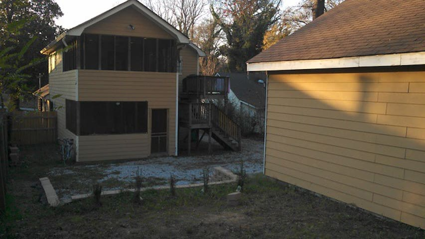 2 bed/ 1 bath in West Atlanta  - Atlanta - House