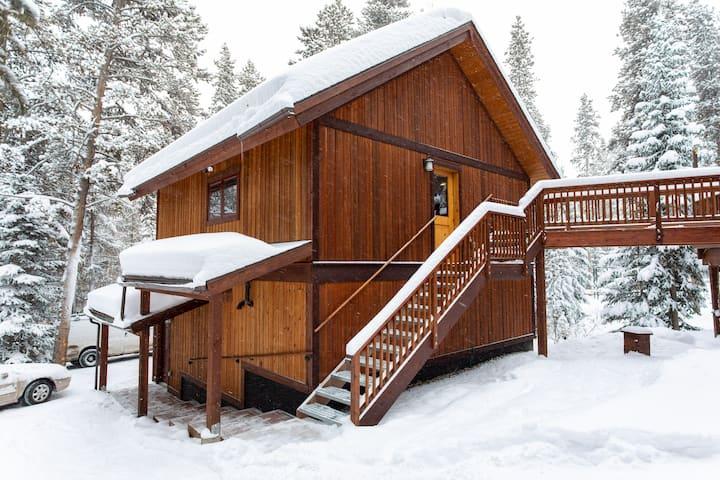 Cozy Mountain Retreat