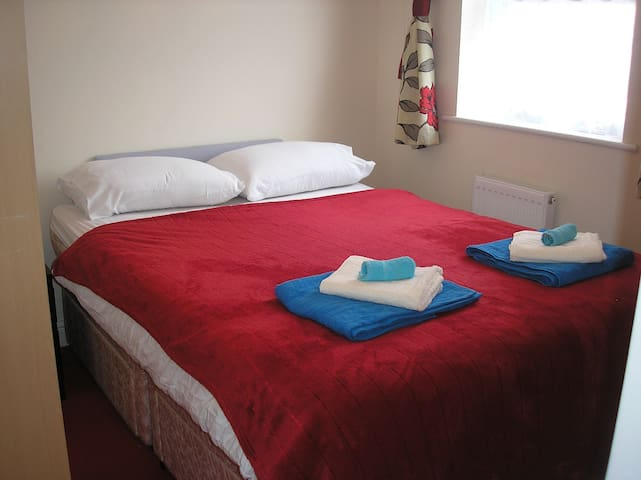 """Seaside Retreat"" Bispham Blackpool...Double Bed - Blackpool - Casa"