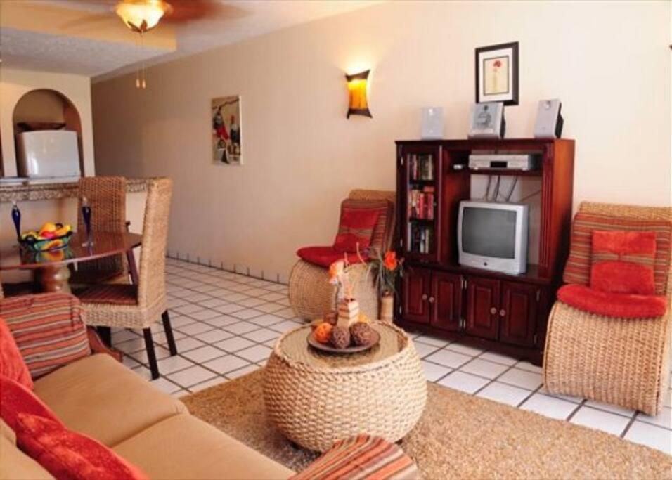 Comfortable and beautiful furnishings