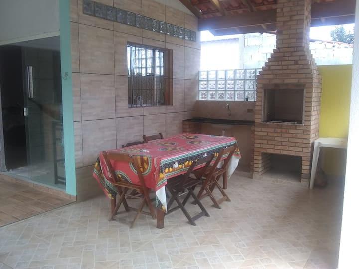 Aluga-se casa Lagoinha-ubatuba