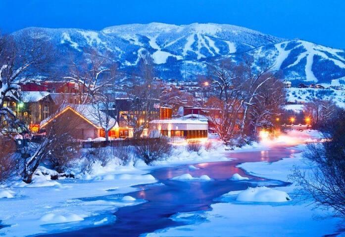 Sheraton Steamboat Resort Villas - Steamboat Springs - Villa