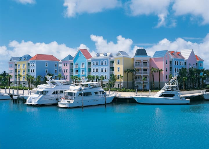 HARBORSIDE RESORT AT ATLANTIS-2 BEDROOM-BAHAMAS!