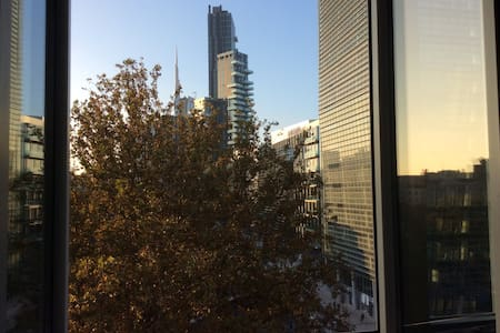 From Repubblica a room with a view to Porta Nuova - Milan - Appartement