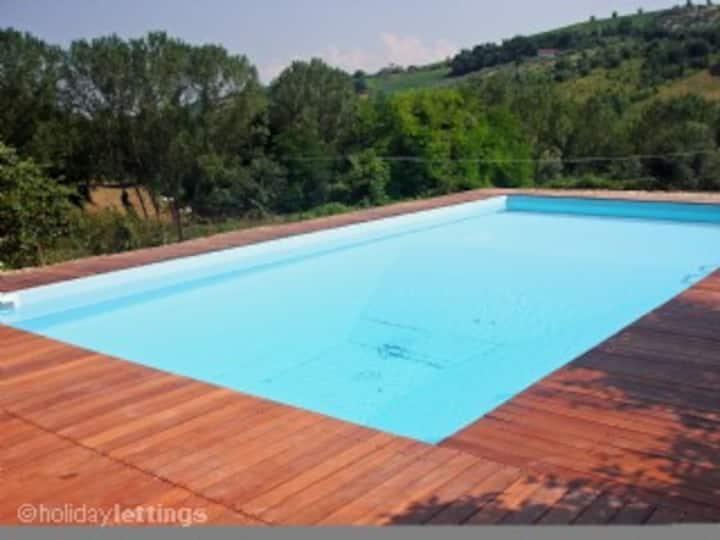 Villa parc privée + piscine privée
