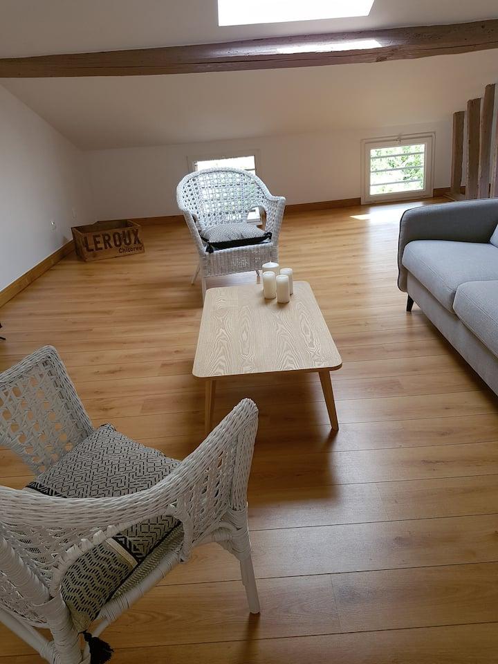 Appartement spacieux Saint Girons