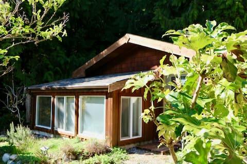 The Bear's Den in Roberts Creek