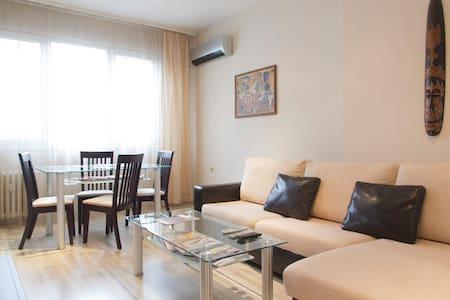 Lyuben Karavelov Apartment Sofia - Sofia - Apartmen