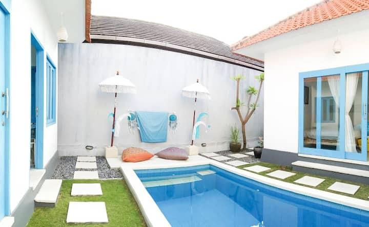 Discounted Promo Rate - Furo Villa-Sanur-2 Bd Pool