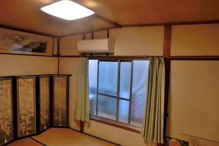 TGM Home Room B - Ukyo Ward, Kyoto - House