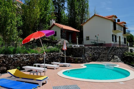 Thebaida do Massapez - Luxury villa - Calheta