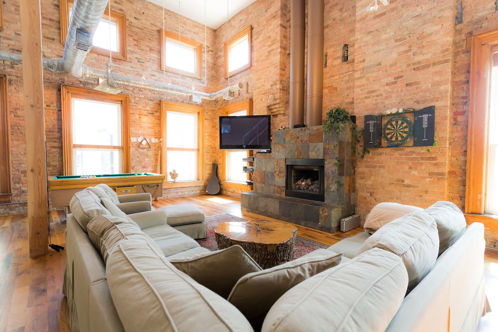 3 bedroom downtown chicago penthouse lofts for rent in