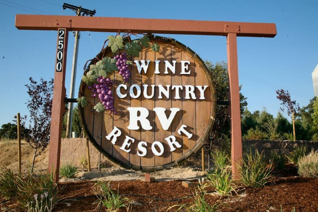 Beautiful new local family owned resort serving wine country