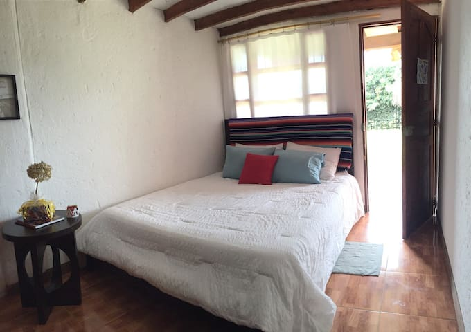 Peaceful and neat room Llanogrande - Rionegro - Casa