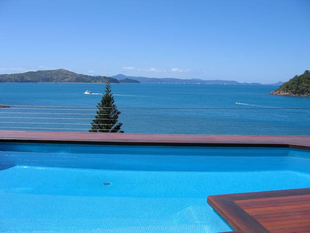 Luxury, Sensational Location, Views - Shute Harbour