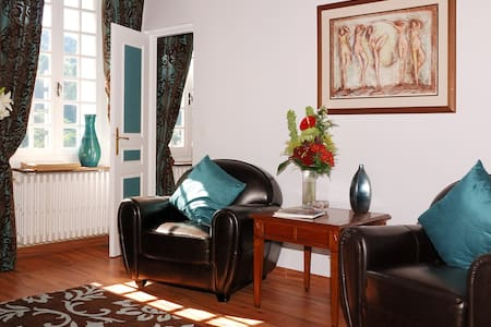 Suite Chocolate at the Villa Aimee - Vals-les-Bains