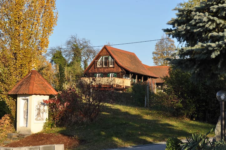 Ferienhaus Südsteiermark Robier - Lieschen - House