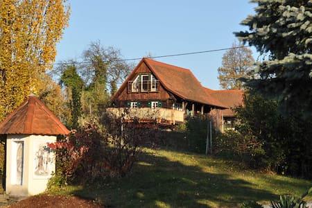 Ferienhaus Südsteiermark Robier - Lieschen - Haus