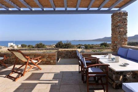 Villa INO in Antiparos 200m from beach - Antiparos - Villa