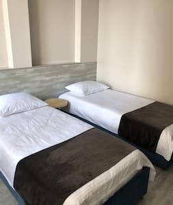 7 rooms hotel - двухместный стандартный номер