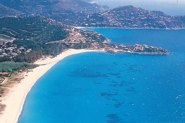 GEREMEAS sea in Sardinia - Geremeas - Villa