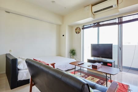 【FEB DEAL!!】1 MIN TO AKIKBA!+FREE MOBILE WIFI! - Taitō-ku - Appartement