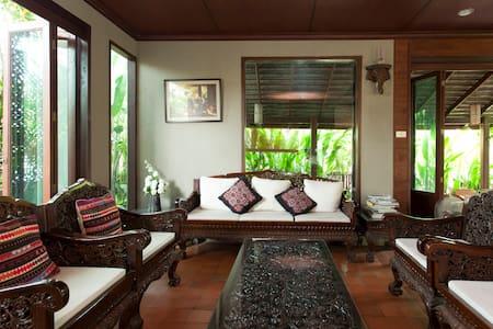 Northern Style House, Lamphun Area - Mueang Lamphun - Annat