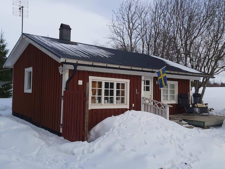 Lantligt boende i härliga Jämtland
