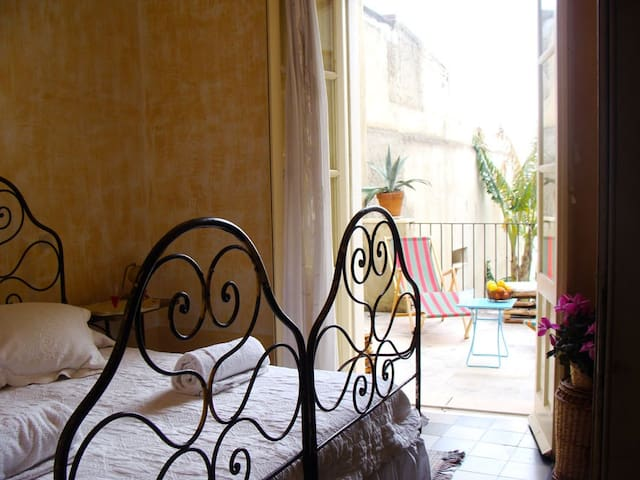 """Fico B&b"" double room"