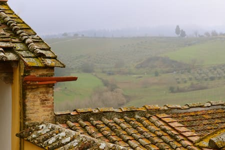 3bedrooms in the hills of Chianti - Montespertoli