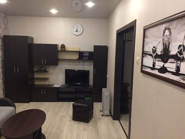 Сдам посуточно уютную квартиру в Кировске - Kirovsk - Lägenhet