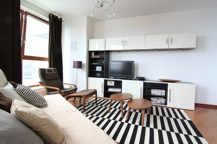 Sea Towers II - Gdynia - Appartement