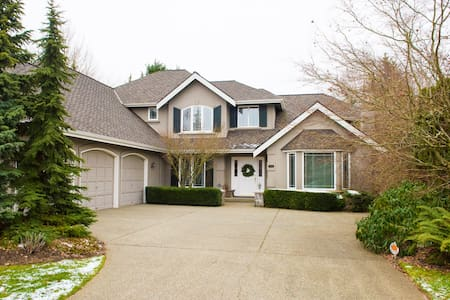 Private Room in Sammamish Home - Sammamish
