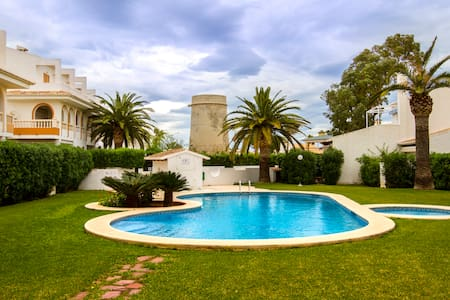 Denia, apartment near the beach - デニア