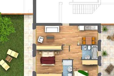 Appartemento Vacanza Alberoni - Alberoni - Wohnung