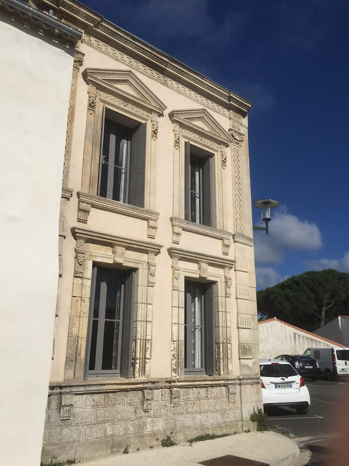 La Tremblade Home close to the beach and the town
