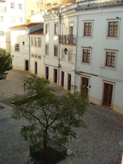 2 person apartmen, downtown Coimbra
