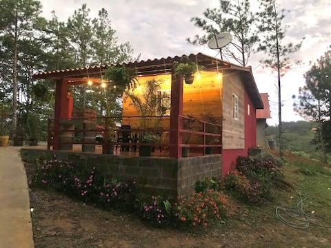 Cozy Mountain Cabin Altos de Cerro Azul