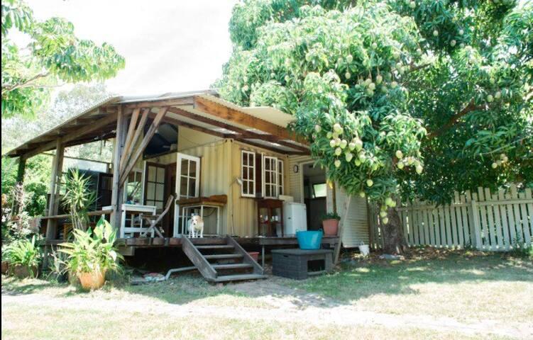 Beautiful cabin on acreage