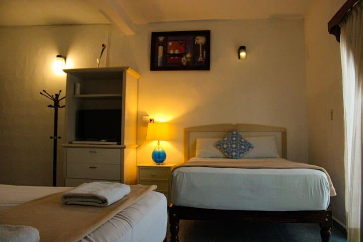 Hotel Mirador - Habitación Doble Estándar