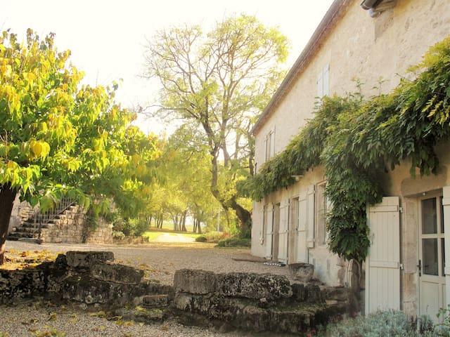 Bouchon Haut, Gascony - Moncrabeau - Dům