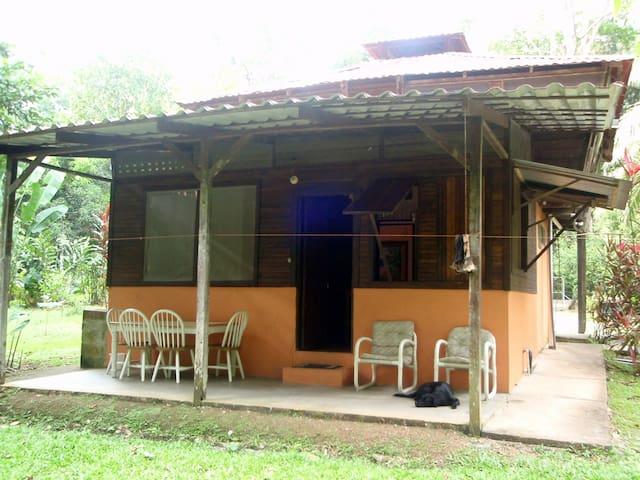 En el Refugio de Vida Silvestre Manzanillo Gandoca - Manzanillo - Hus