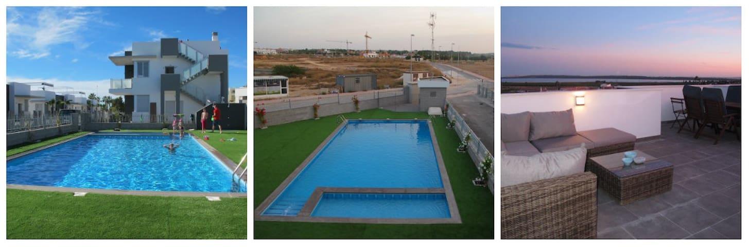 Laguna Park, Torrevieja, Rojales, Alicante